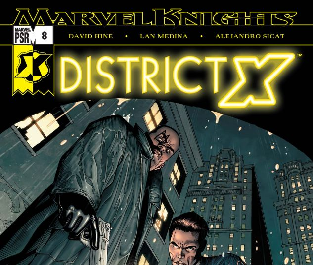 DISTRICT X (2004) #8