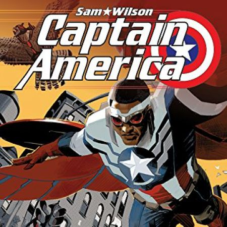 Captain America: Sam Wilson (2015 - 2017)