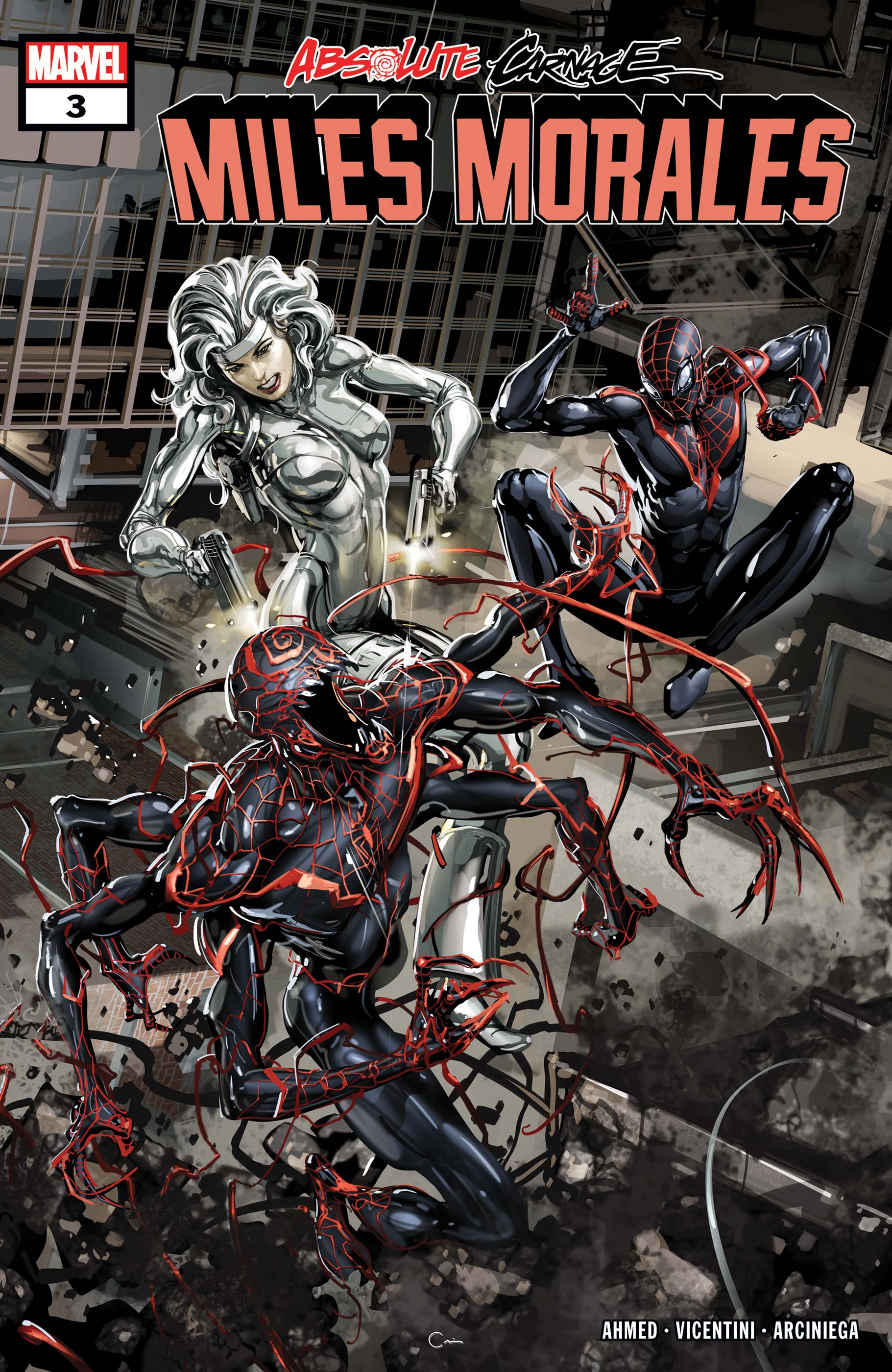 Absolute Carnage: Miles Morales (2019) #3