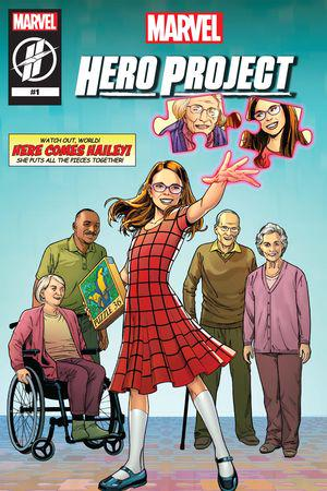 MARVEL'S HERO PROJECT SEASON 1: HERE COMES HAILEY (2019) #1
