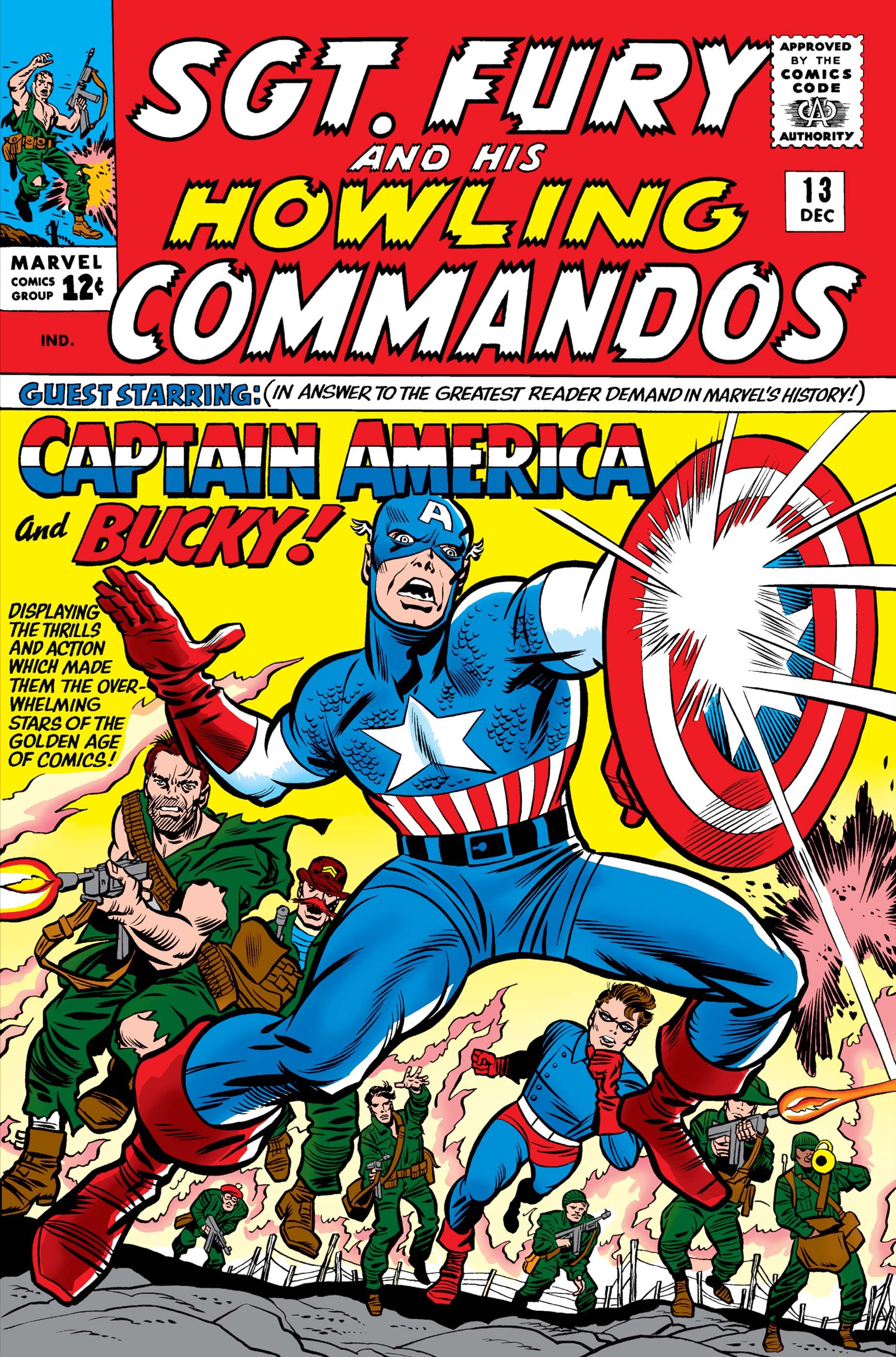 Sgt. Fury (1963) #13