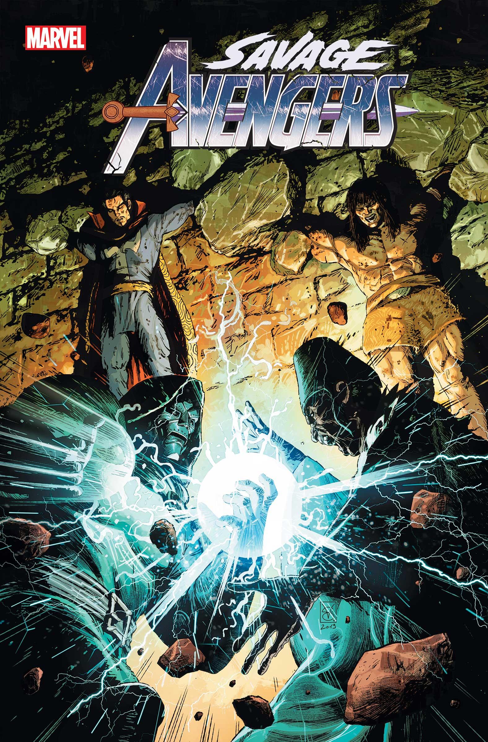 Savage Avengers (2019) #10