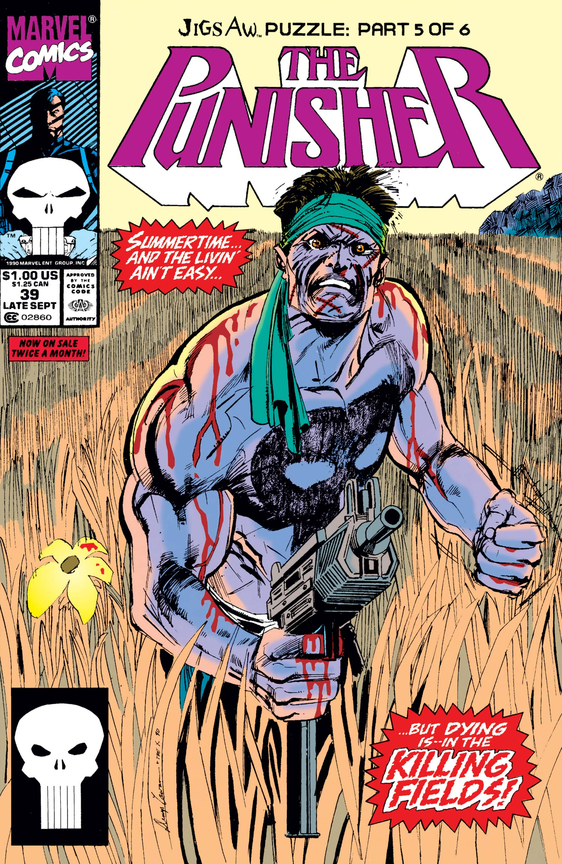 The Punisher (1987) #39