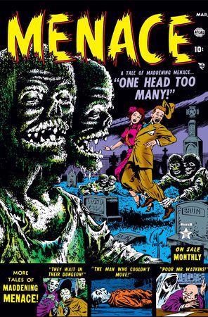 Menace (1953) #1