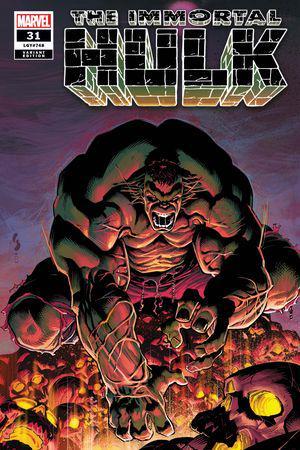 Immortal Hulk (2018) #31 (Variant)