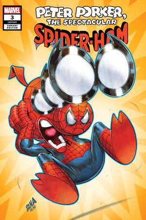 Spider-Ham (2019) #3 (Variant)