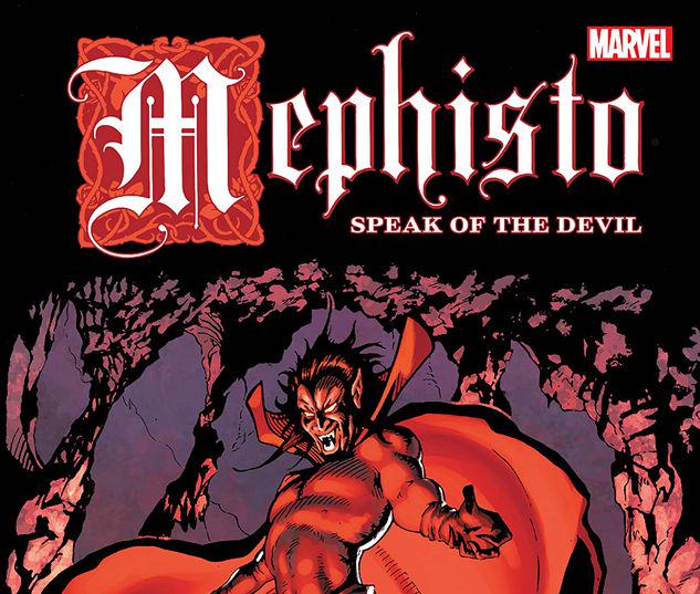 MEPHISTO: SPEAK OF THE DEVIL TPB #1