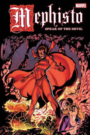 Mephisto: Speak Of The Devil (Trade Paperback)