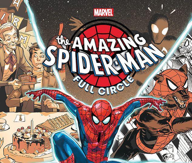 AMAZING SPIDER-MAN: FULL CIRCLE HC #1