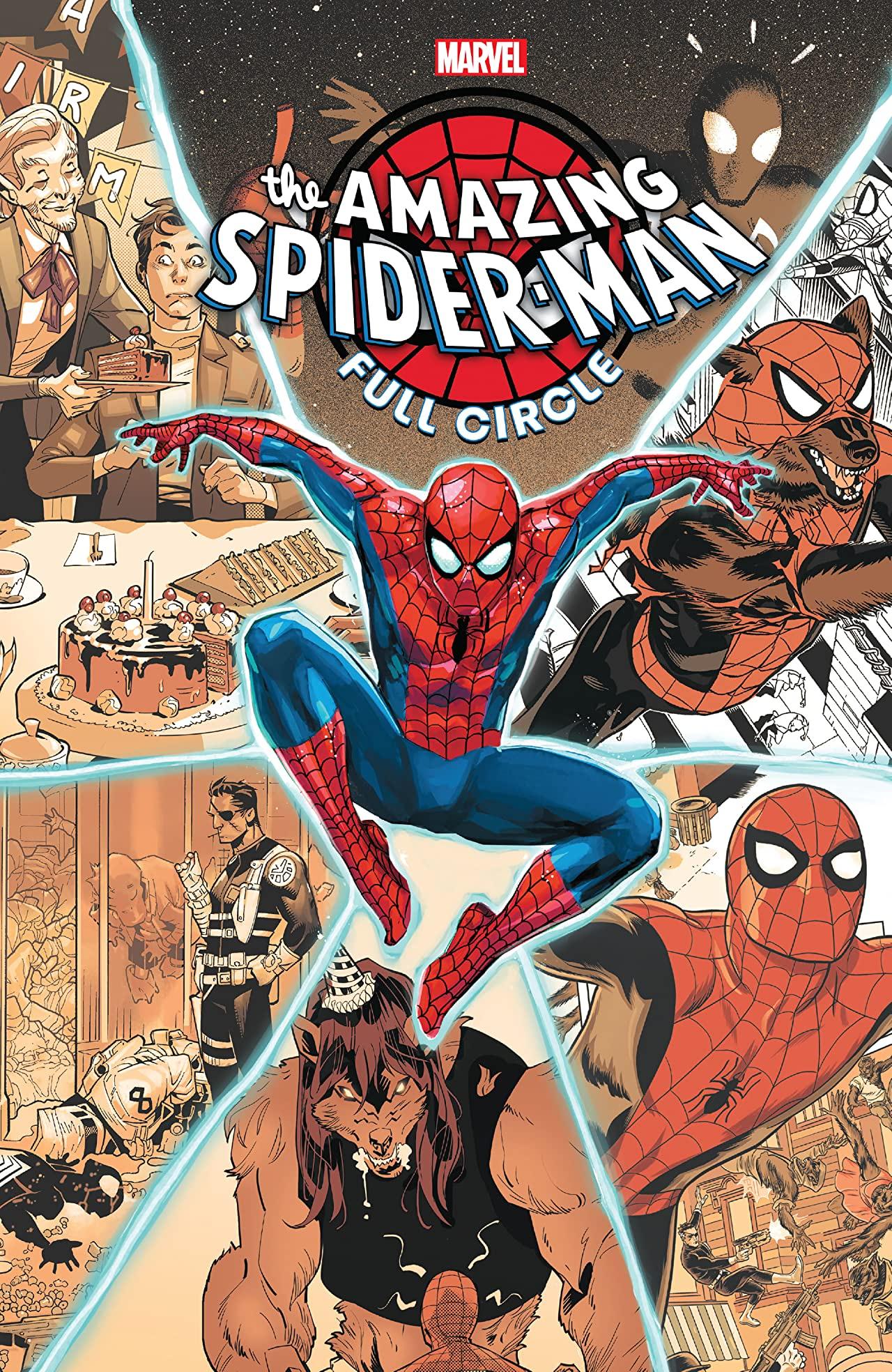 Amazing Spider-Man: Full Circle (Hardcover)