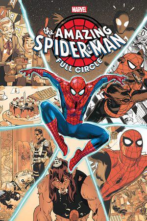 Amazing Spider-Man: Full Circle (Hardcover)