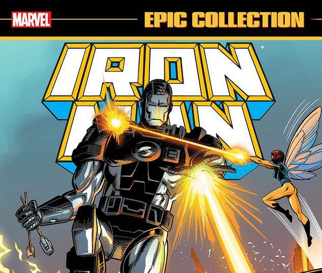 IRON MAN EPIC COLLECTION: WAR MACHINE TPB #1