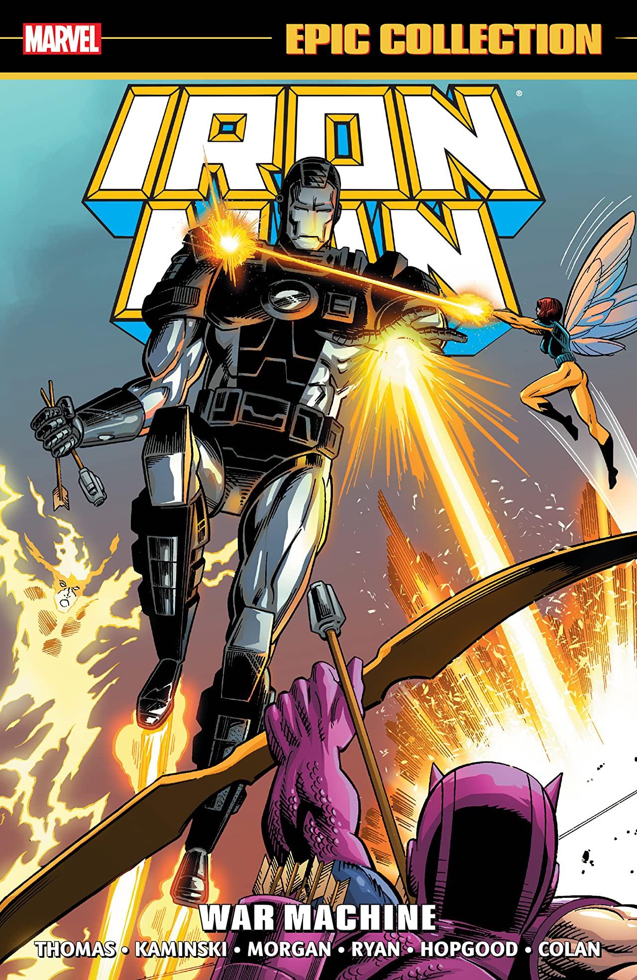 Iron Man Epic Collection: War Machine (Trade Paperback)