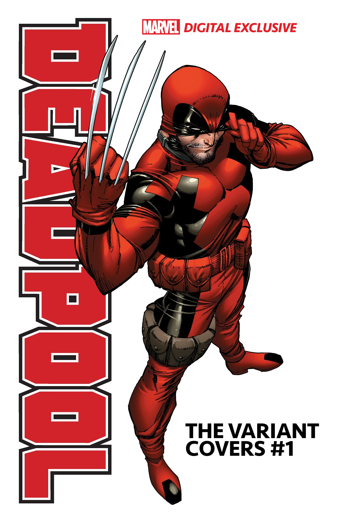 Deadpool: The Variant Covers (2020) #1