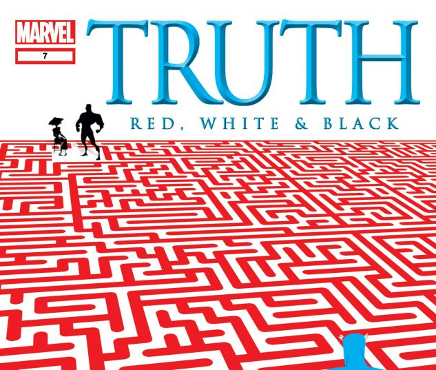 Truth: Red, White & Black (2003) #7