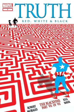 Truth: Red, White and Black #7