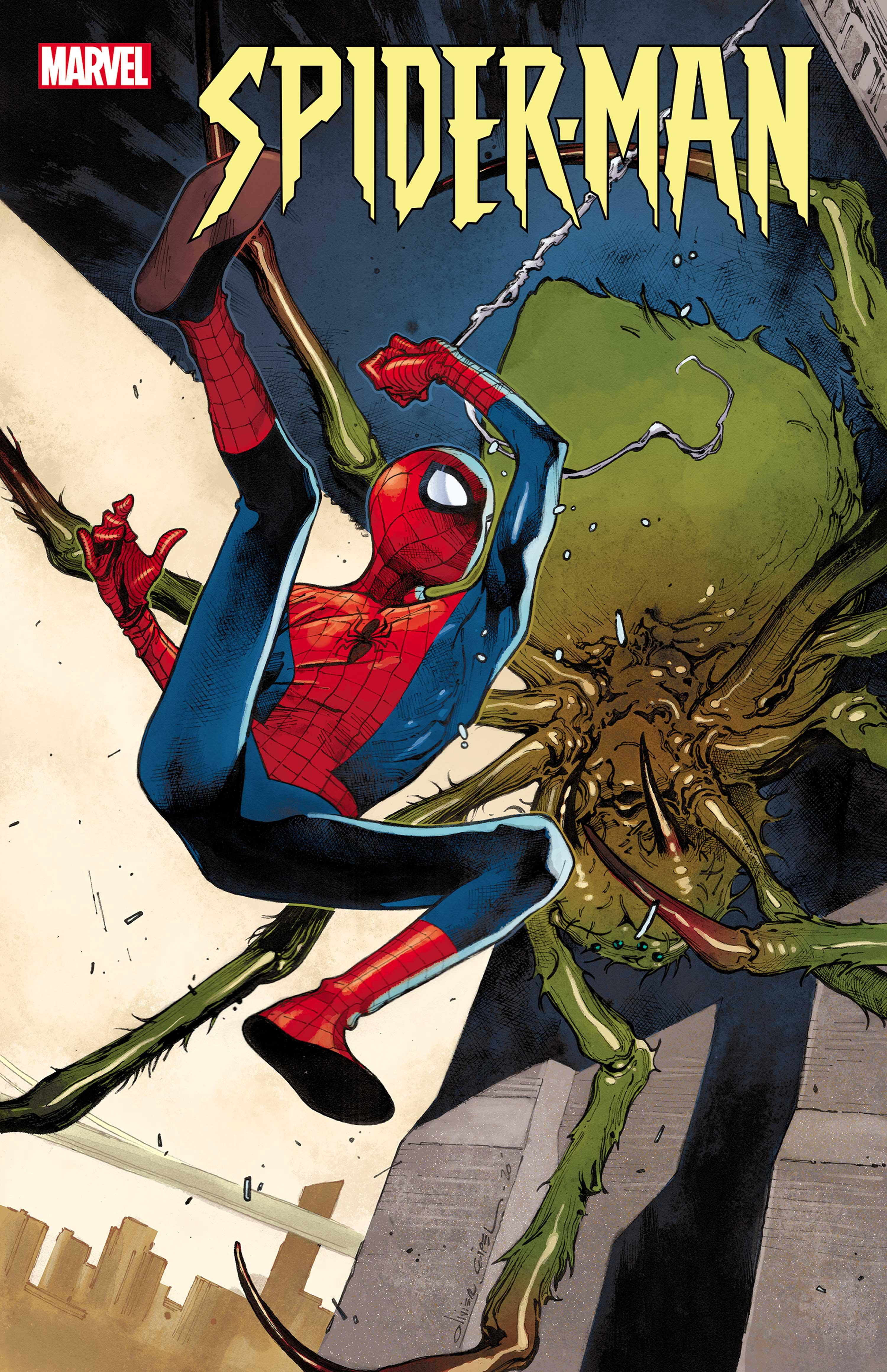 Spider-Man (2019) #4