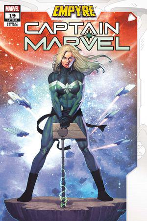 Captain Marvel (2019) #19 (Variant)