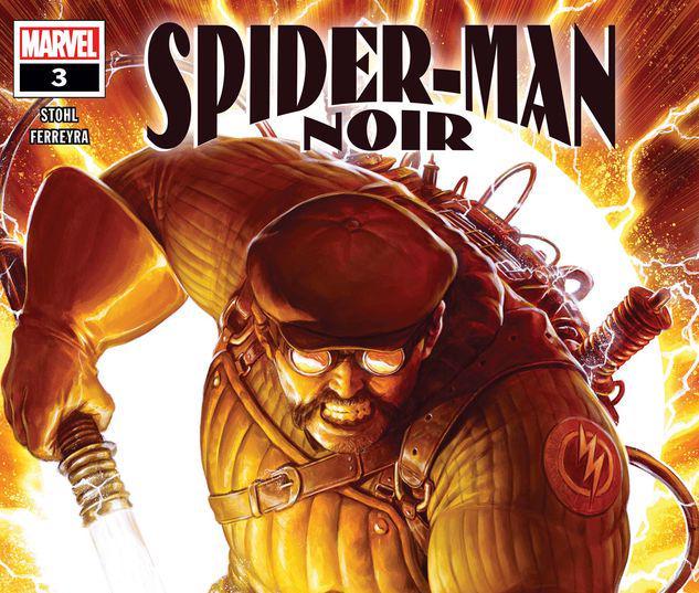 Spider-Man Noir #3