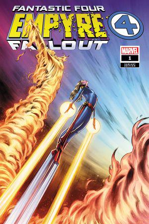 Empyre: Fallout Fantastic Four  (2020) #1 (Variant)