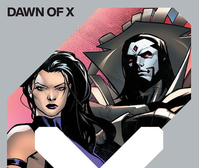 DAWN OF X VOL. 10 TPB #10