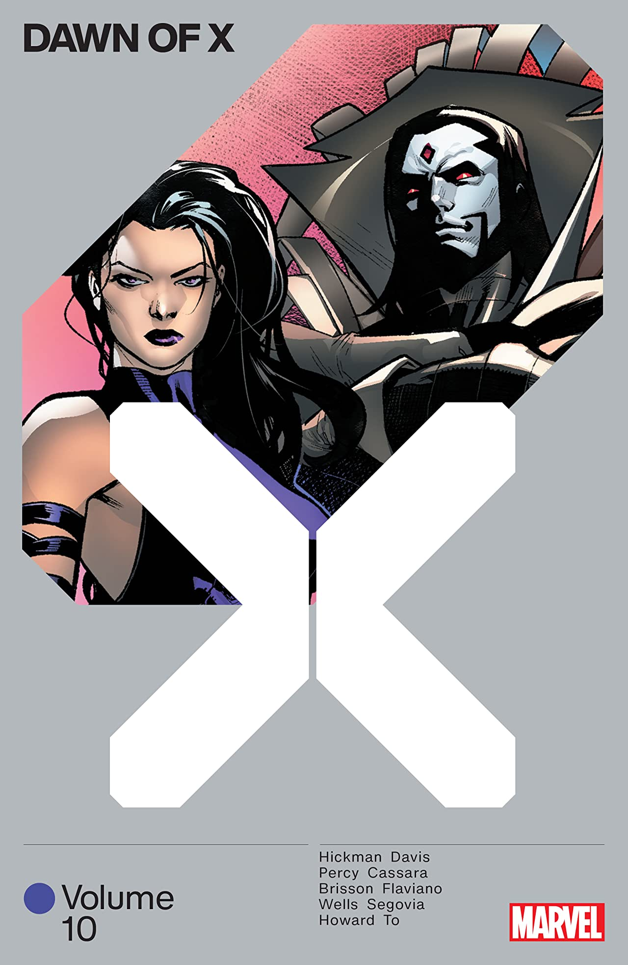 Dawn Of X Vol. 10 (Trade Paperback)