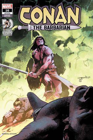 Conan the Barbarian (2019) #16 (Variant)