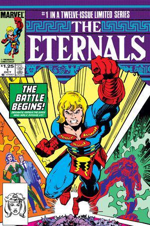 The Eternals (1985) #1