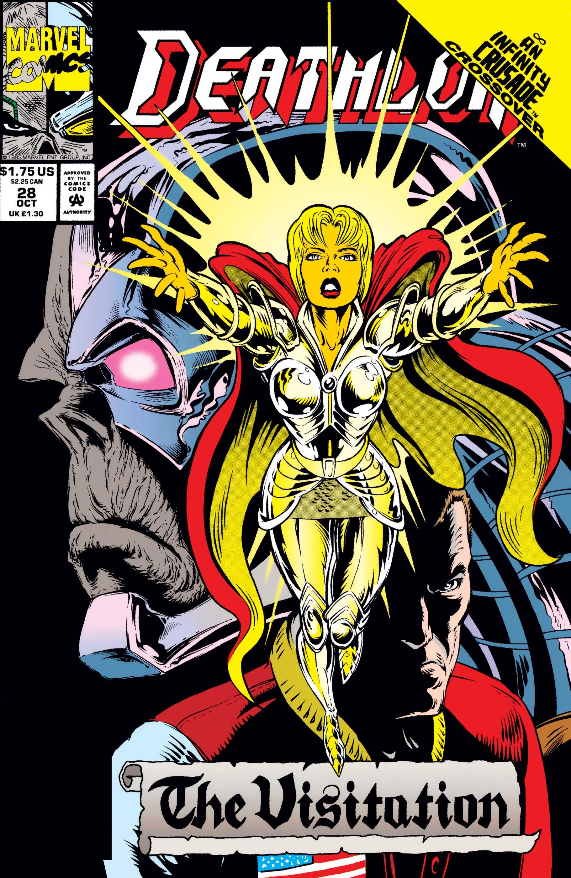 Deathlok (1991) #28