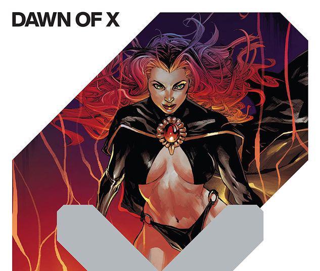 DAWN OF X VOL. 11 TPB #11