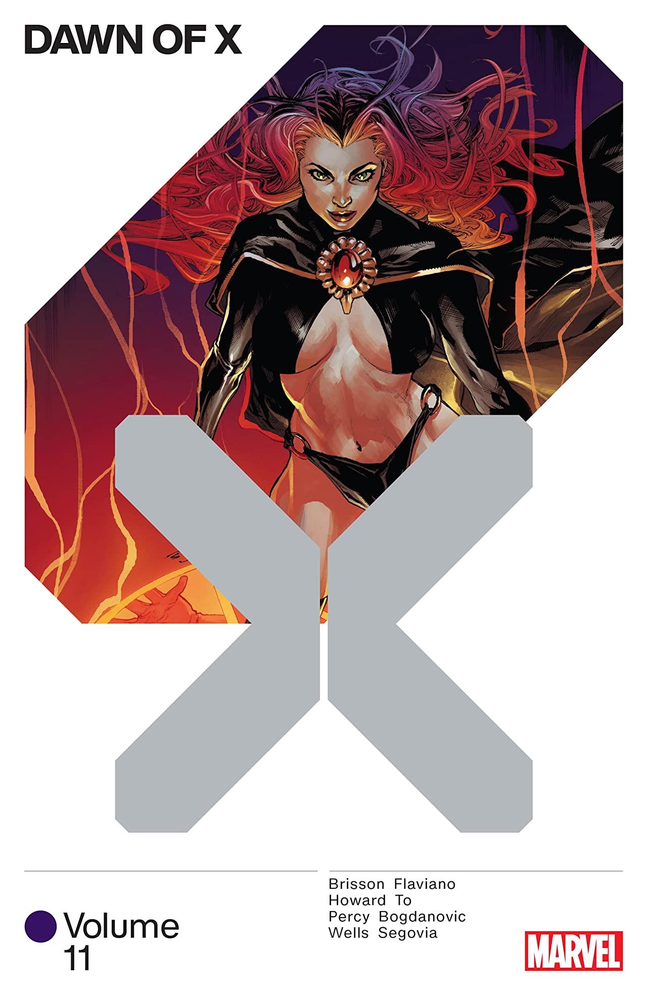 Dawn of X Vol. 11 (Trade Paperback)