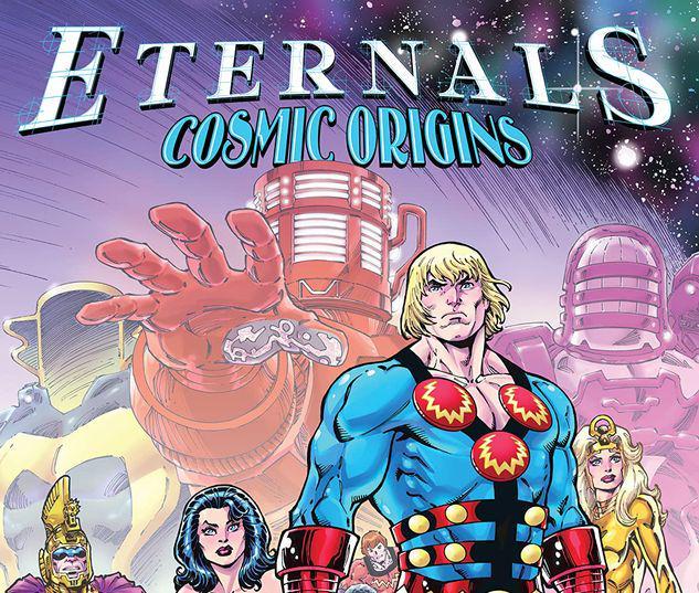 ETERNALS: COSMIC ORIGINS TPB #1