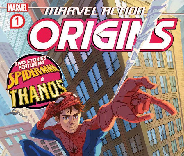 Marvel Action Origins #1