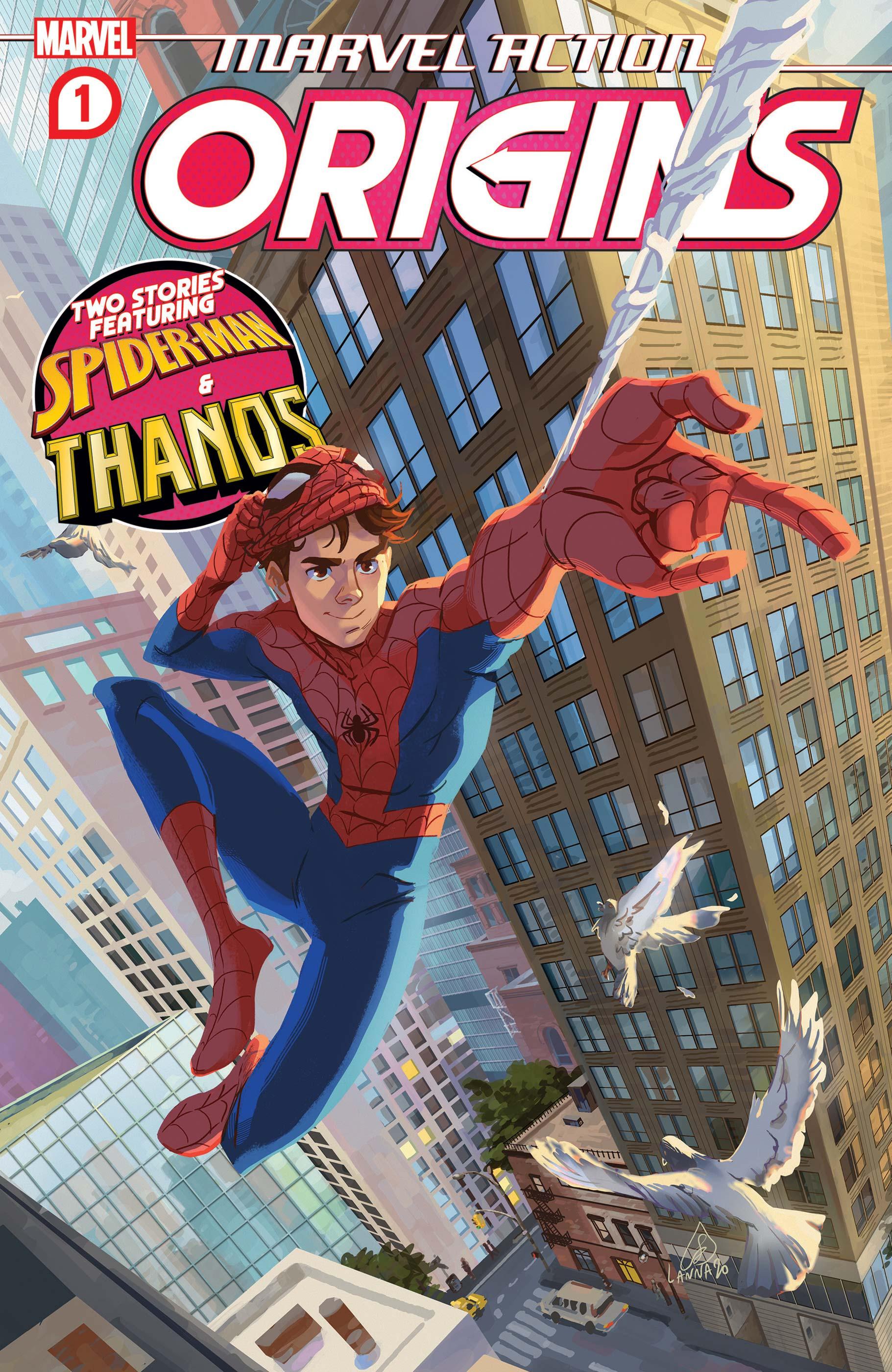 Marvel Action Origins (2021) #1