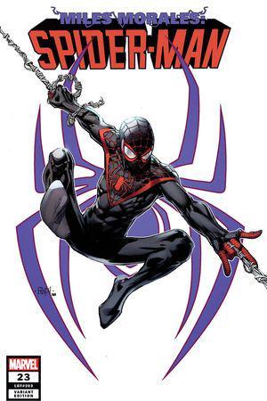 Miles Morales: Spider-Man #23  (Variant)