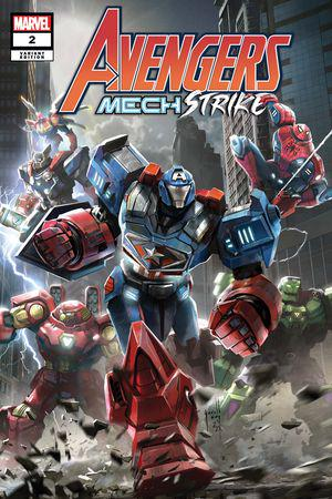 Avengers Mech Strike (2021) #2 (Variant)