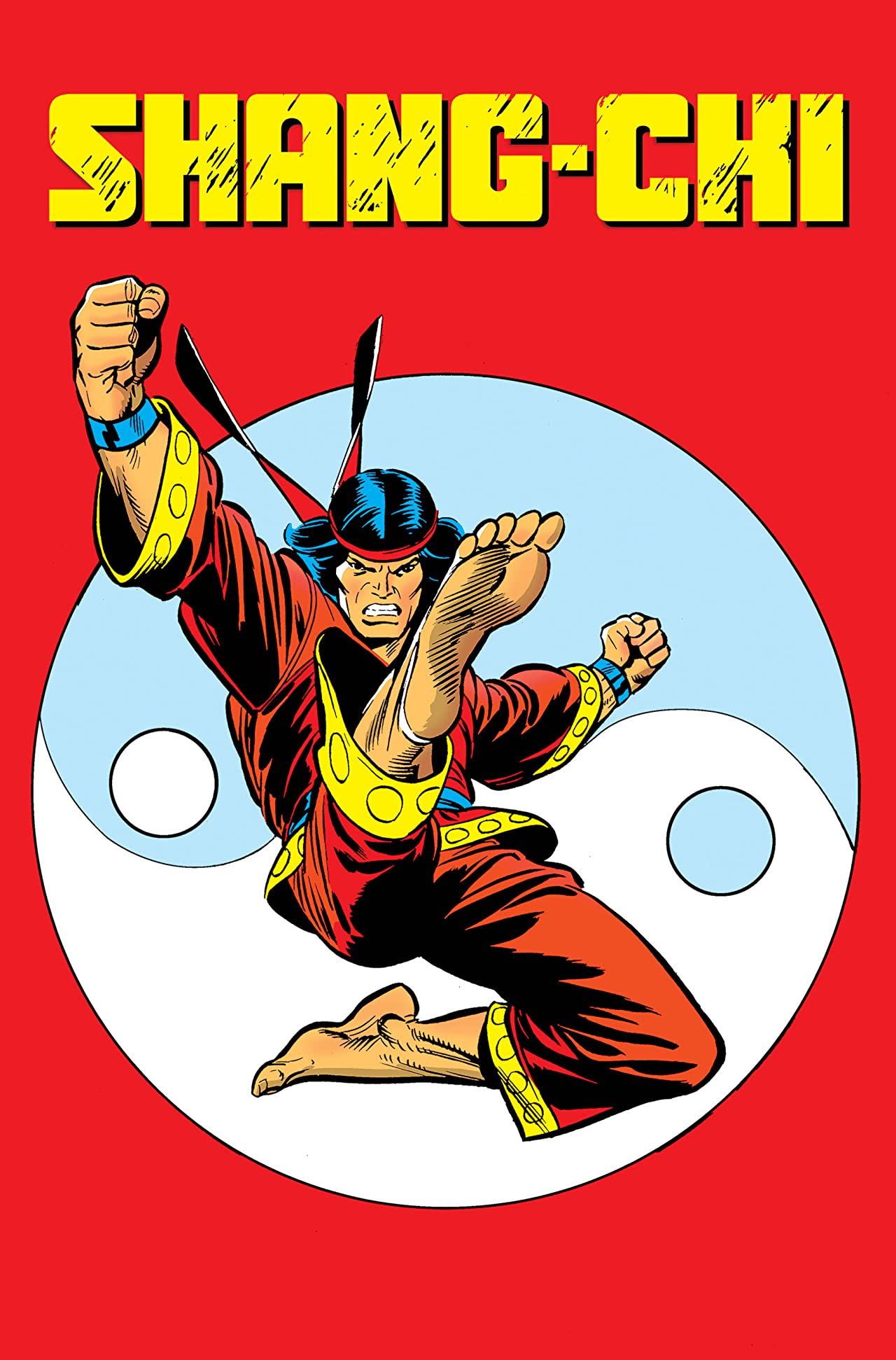Shang-Chi: Earth's Mightiest Martial Artist (Trade Paperback)
