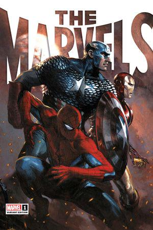 The Marvels (2021) #1 (Variant)