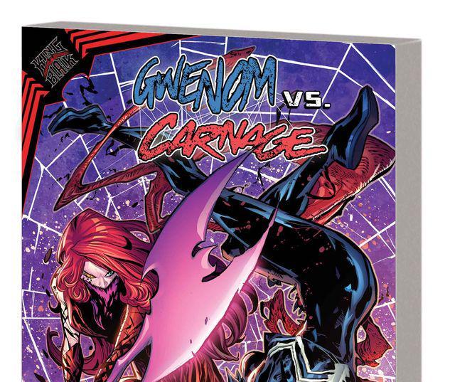 KING IN BLACK: GWENOM VS. CARNAGE TPB #1