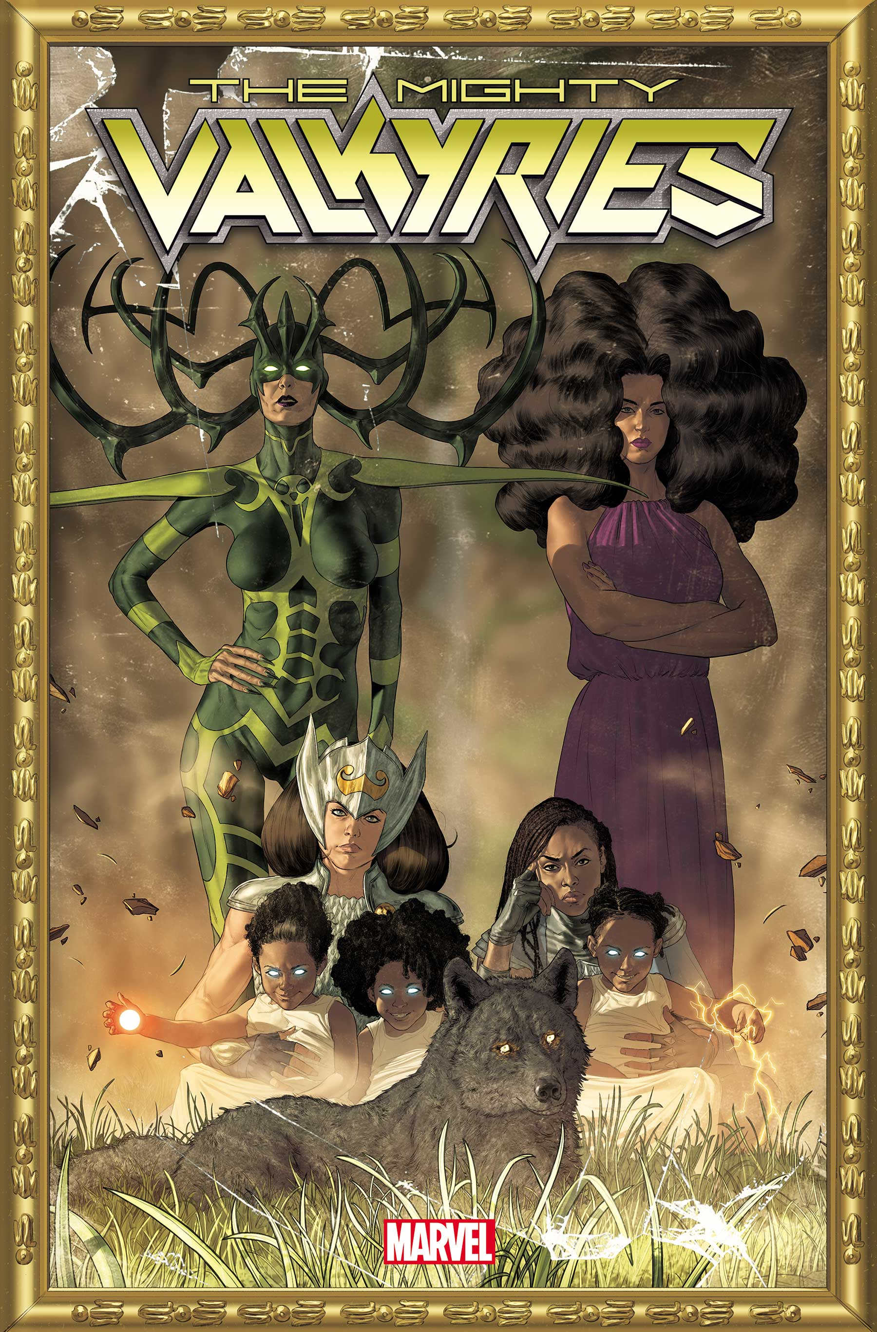 The Mighty Valkyries (2021) #4