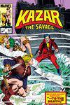 Ka-Zar the Savage #33