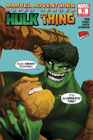 Marvel Adventures Super Heroes (2010) #11