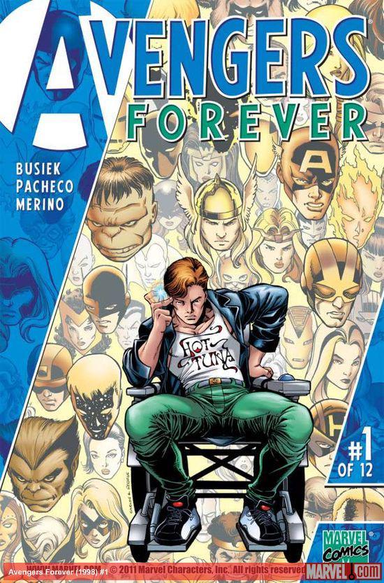 Avengers Forever (1998) #1