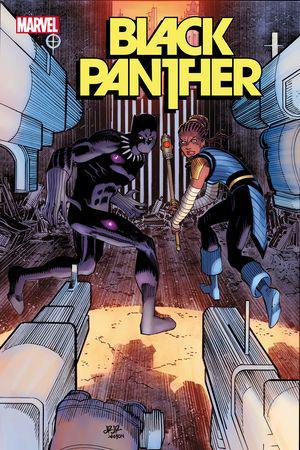 Black Panther (2021) #1 (Variant)