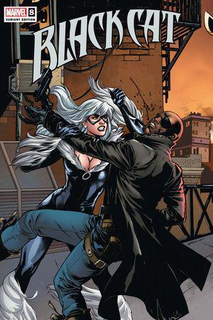 Black Cat (2020) #8 (Variant)