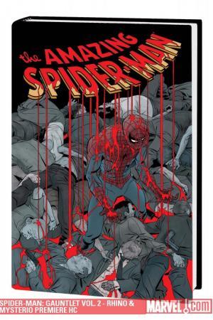 Spider-Man: Gauntlet Vol. 2 - Rhino & Mysterio (Hardcover)