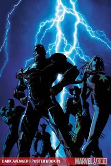 Dark Avengers Poster Book #1