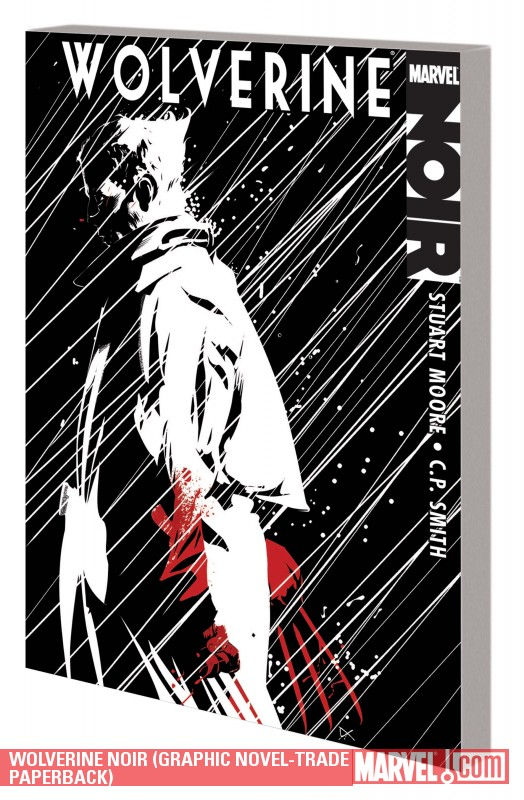 Wolverine Noir (Graphic Novel)