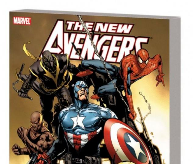 NEW AVENGERS VOL. 10: POWER TPB