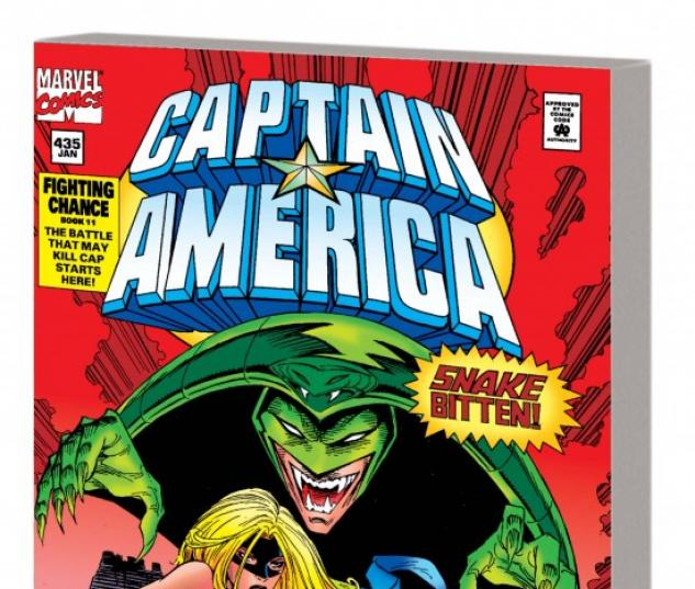 CAPTAIN AMERICA: FIGHTING CHANCE VOL. 2 TPB